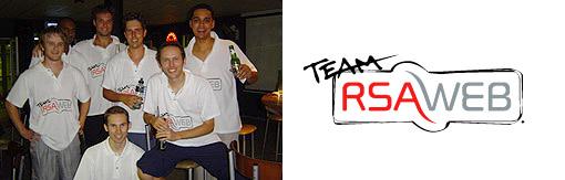 Team RSAWEB