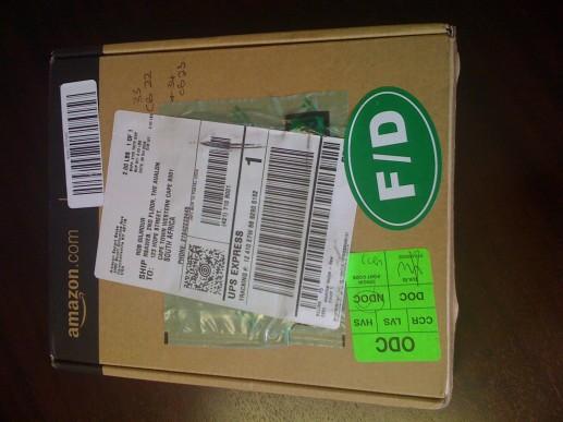 Amazon Kindle Box